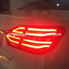 2015 toyota camry tail light for toyota camry led tail light red color 2014 2015 year wh in car