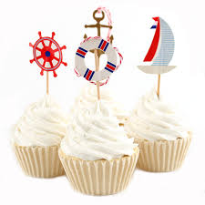 online get cheap nautical cake decorations aliexpress com