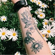50 delicate floral tattoos designs for flower lovers 2018