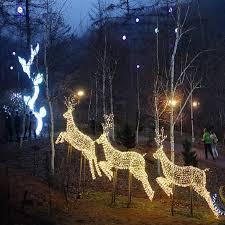 Deer Christmas Lights Christmas Wire Reindeer Christmas Wire Reindeer Suppliers And