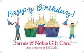 gift cards for kids kids birthday gift card 2000003505074 gift card barnes noble