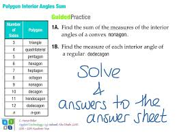 What Is The Interior Angle Of A Regular Decagon Showme Sum Of Interior Angles