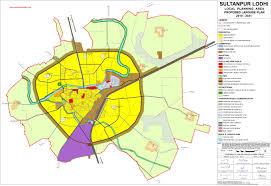 Punjab India Map by Sultanpur Lodhi Master Plan 2031 Map Pdf Download Master Plans India