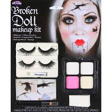 zombie halloween makeup kits buy broken doll makeup kit