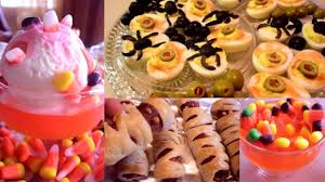 3 quick and fun halloween party food ideas halloween party food