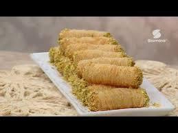 cuisine samira tv أصابع القطايف الشيف سميحة بن بريم حصة زين و همة samira tv