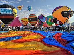 Galballoonfiesta2012 Postcard From Albuquerque International Balloon Fiesta Travel