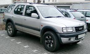 opel frontera lifted opel frontera image 6