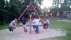 swing guys guys swing friend on playground hammock jukin media