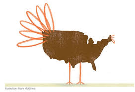 when was thanksgiving declared a national in the us the