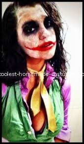 Joker Costume Halloween Female Joker Costume Halloween Female Joker