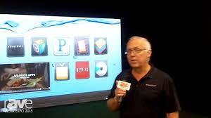 golf simulator home theater cedia 2015 about golf features its indoor golf simulators for the