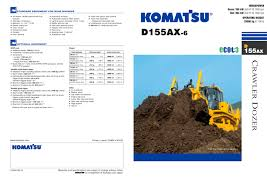d155ax 6 komatsu construction and mining equipment pdf