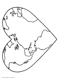 world map coloring pages stunning africa coloring pages africa