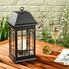 Outdoor Solar Table L San Rafael Ii Solar Mission Lantern 3960kr1