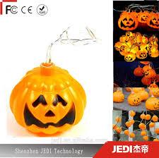 Led Lights For Halloween List Manufacturers Of Halloween Pumpkin String Light Buy