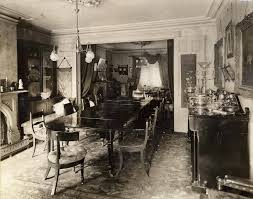 White House Dining Room Berkeley House Dining Room In 1900 History Rhymes Nineteenth
