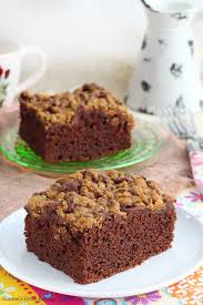 cake with streusel topping recipe