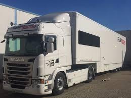 mclaren truck bullitt racing