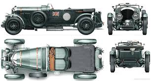 bentley front png bentley 45 litre blower 1930 png 1343 723 and under