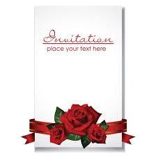 invitation card invitation card template