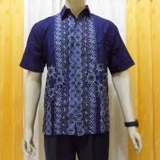 desain baju batik pria 2014 memilih model baju batik pria yang cocok batikku club