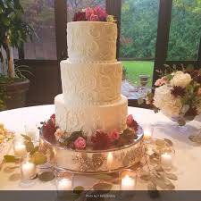 the pièce de résistance express yourself with your wedding cake