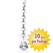 hanging crystals 10 pcs diamond hanging garland wedding strand