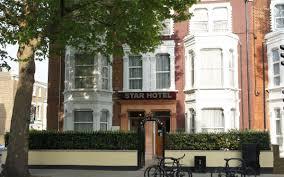 Bed And Breakfast In London Star Hotel B U0026b London Bed And Breakfast Official Website