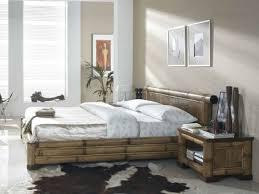 chambre en bambou lit mako en bambou de fabrication indonésienne meuble pour la