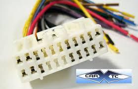 dodge durango 06 2006 factory car stereo wiring installation