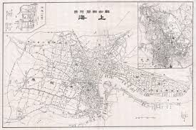 Shanghai China Map by File 1932 Hochi Map Of Shanghai China Geographicus Shanghai