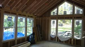 cook bros 1 design build remodeling contractor in arlington virginia cathedral ceiling framing