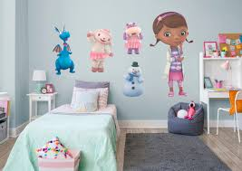 Doc McStuffins Collection Wall Decal