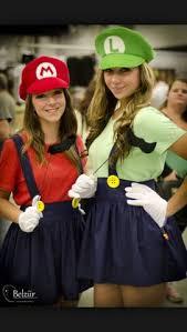 Mario Luigi Halloween Costumes Mario Luigi Halloween Costumes Teen Girls Halloween