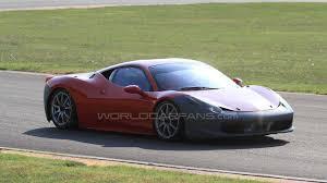 Ferrari 458 Challenge - ferrari 458 italia challenge roars on the track video