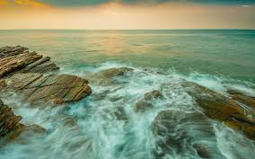 seascape wallpapers rocky seascape wallpaper beach wallpapers 28866