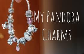 pandora charm bracelet charms images My pandora bracelet charms jpg