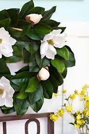 magnolia wreath review