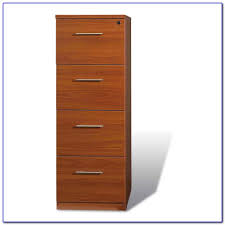 4 drawer file cabinets wood cabinet home furniture ideas