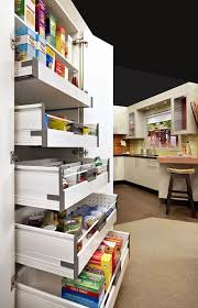 The Kitchen Design Center 14 Best Kitchens Drawers Space Tower Images On Pinterest