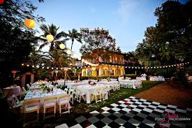 wedding venues in key west a historic key west wedding location venue safari