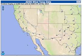 winds aloft map cessnas pups and sippy cups instrument checkride prep reading