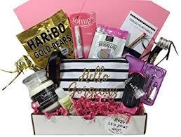 gift basket for women complete birthday gift basket box for women