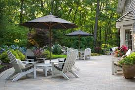 Patio Ideas For Small Backyard Patio Pictures Gallery Landscaping Network