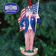 the uncle sam ornament