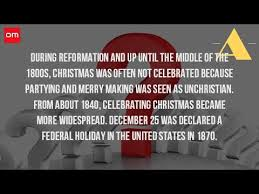 when was celebrated in the united states