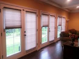 mini blinds for french doors at home depot glass enclosed