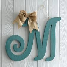 monogram plaques kirkland s teal monogram plaques are the accessory for