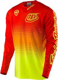 motocross gear on sale troy lee designs se air caution jersey motocross jerseys